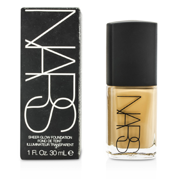 NARS Podkład do twarzy Sheer Glow Foundation - Vallauris (Medium 1.5 - Medium w/ Pink Undertone)  30ml/1oz
