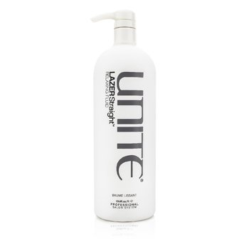 Unite Lazer Straight (Relaxing Fluid)  1000ml/33.8oz