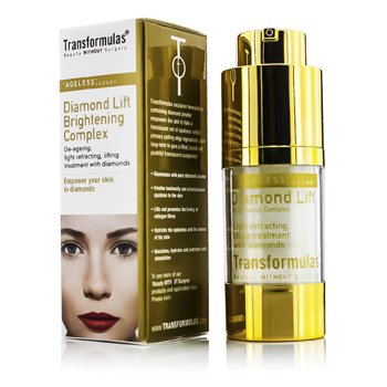 Transformulas Diamond Lift Aydınlatıcı Kompleks  15ml/0.5oz
