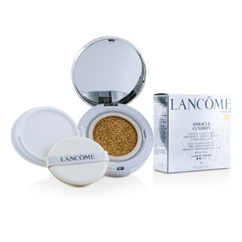 Lancome Miracle Cushion Liquid Cushion Compact SPF 23 - # 01 Pure Porcelaine  14g/0.51oz