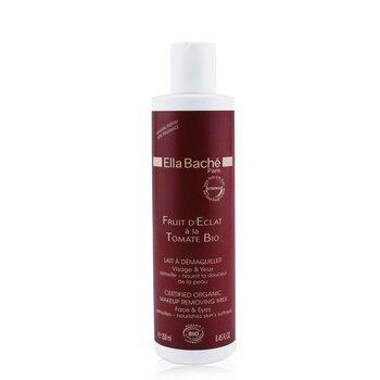Ella Bache Certified Organic Makeup Removing Milk  250ml/8.45oz