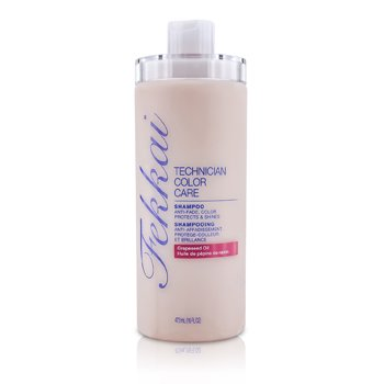Frederic Fekkai Šampon pro barvené vlasy Technician Color Care Shampoo (proti vyblednutí, pro ochranu barvy a lesku)  473ml/16oz