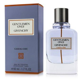 Givenchy Gentlemen Only Casual Chic Eau De Toilette Spray  50ml/1.7oz