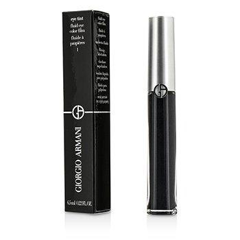 Giorgio Armani Cień do powiek Eye Tint - # 01 Obsidian  6.5ml/0.22oz