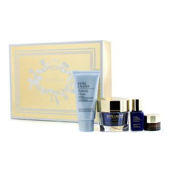 ����� �������� �ش Skintone/Spot Correction Essentials Set: ���� Enlighten Creme 50ml + ����� Serum 15ml + ���ا�� ANR Eye Complex II 5ml + �Ӥ������Ҵ Perfectly Clean 50ml  4pcs