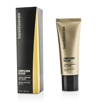 BareMinerals Complexion Rescue Tinted Hydrating Gel Cream SPF30 - #06 Ginger  35ml/1.18oz