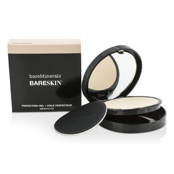 BareMinerals BareSkin Perfecting Veil - #Light To Medium  9g/0.3oz