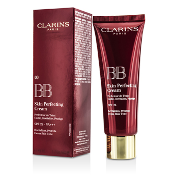 Clarins Crema BB Perfeccionante Con SPF 25 - # 00 Fair  45ml/1.7oz