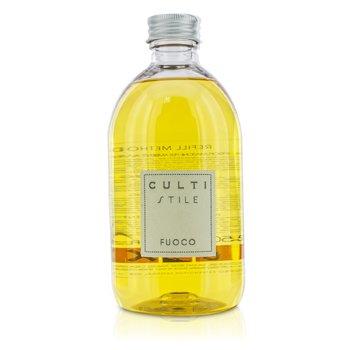 Culti Difusor de Ambientes Stile Refill - Fuoco  500ml/16.6oz