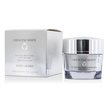 Estee Lauder Crescent White Full Cycle Crema Humectante Iluminante  50ml/1.7oz