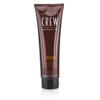 American Crew Gel Men Firm Hold Styling (Gel Não Esfarelante)  390ml/13.1oz