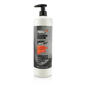 Fudge Make-A-Mends Shampoo - Sulfate Free  (Untuk Rambut Kering dan Rosak)  1000ml/33.8oz