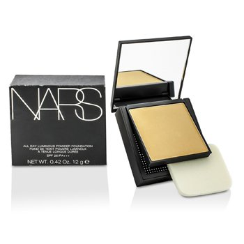 NARS Base em Pó All Day Luminous SPF25 - Deauville (Light 4 Light with a neutral balance of pink & yellow undertones)  12g/0.42oz