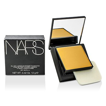 NARS Pudrowy podkład z filtrem UV All Day Luminous Powder Foundation SPF25 - Punjab (Medium 1 Medium with golden peachy undertones)  12g/0.42oz