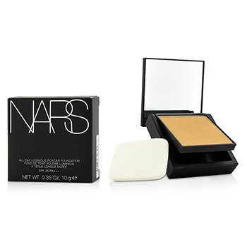 NARS Pudrowy podkład z filtrem UV All Day Luminous Powder Foundation SPF25 - Santa Fe (Medium 2 Medium with peachy undertones)  12g/0.42oz
