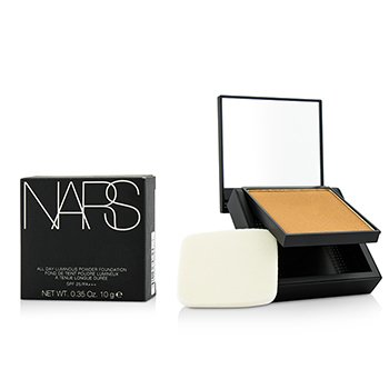 NARS All Day Base en Polvo Luminosa Con SPF25 - Syracuse (Med/Dark 1 Medio oscuro con tonos marrones)  12g/0.42oz