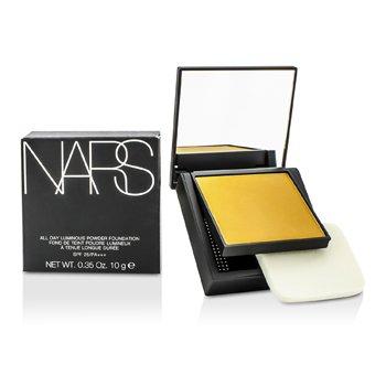 NARS All Day Base en Polvo Luminosa Con SPF25 - Tahoe (Med/Dark 2 Medio oscura con tonos caramelo)  12g/0.42oz