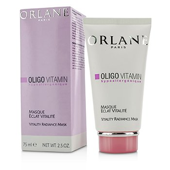 Orlane Oligo Vitamin Vitality Radiance Mask  75ml/2.5oz