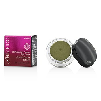 Shiseido Sombra Shimmering Cream Eye Color- # GR125 Naiad  6g/0.21oz