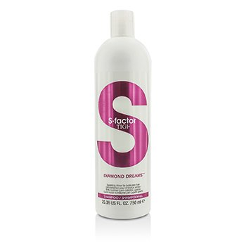 Tigi S Factor Diamond Dreams Shampoo (Sparkling Shine For Lacklustre Hair)  750ml/25.36oz