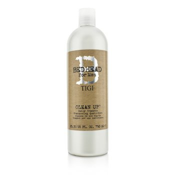 Tigi Bed Head B For Men Clean Up Daily Shampoo  750ml/25.36oz