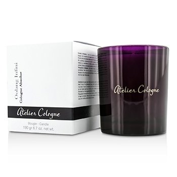 Atelier Cologne Bougie Mum - Oolang Infini  190g/6.7oz