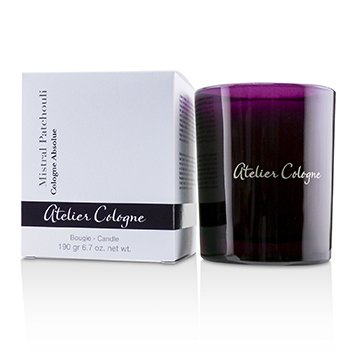 Atelier Cologne Bougie Candle - Mistral Patchouli  190g/6.7oz