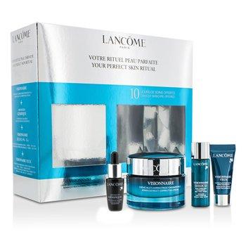 ลังโคม ชุด Your Perfect Skin Ritual: Visionnaire Cream 50ml + Concentrate 7ml + Skin Corrector 7ml + Eye Corrector 5ml  4pcs