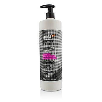 Fudge Colour Lock Shampoo - Sulfate Free (Untuk Rambut Berseri & Warna Gembira)  1000ml/33.8oz