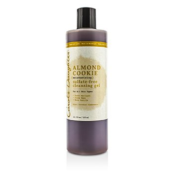 Carol's Daughter Almond Cookie Sulfate-Free Cleansing Gel - Pembersih  355ml/12oz