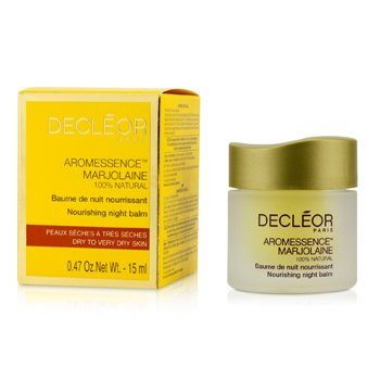 Decleor Aromessence Marjolaine Nourishing Night Balm (Dry to Very Dry Skin)  15ml/0.5oz