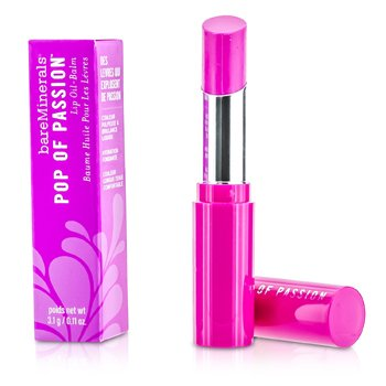 BareMinerals Pop Of Passion Bálsamo Aceite Labios - Candy Pop  3.1g/0.11oz