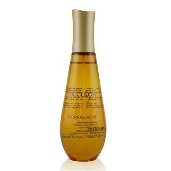 Decleor Aroma Nutrition Satin Softening Dry Oil For Body, Face & Hair - for normal til tørr hud  100ml/3.3oz