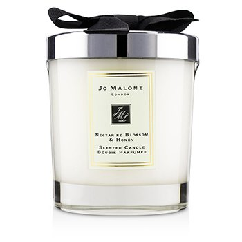 Jo Malone Nectarine Blossom & Honey Scented Candle  200g (2.5 inch)