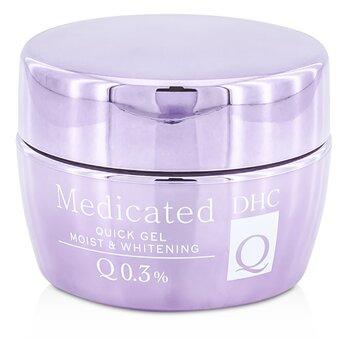DHC Medicated Q Quick Gel  100g/3.5oz