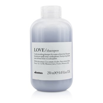Davines แชมพู Love Lovely Smoothing Shampoo (สำหรับผมเสียหรือผมชี้ฟู)  250ml/8.45oz