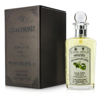 Penhaligon's Extract Of Limes Eau De Toilette Spray (without Ribbon)  100ml/3.4oz