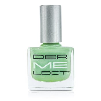 Dermelect ME Nail Lacquers - Au Courant (Mint Hemlock With White Accents)  11ml/0.4oz