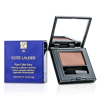 Estee Lauder Pure Color Envy Color Ojos Definición Seca/Líquida - # 25 Fierce Sable  1.8g/0.06oz