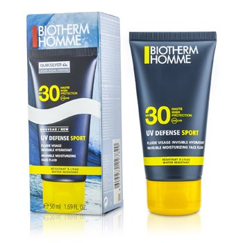 Biotherm Fluido Facial Humectante Invisible Defensa UV Deportes SPF30  50ml/1.7oz