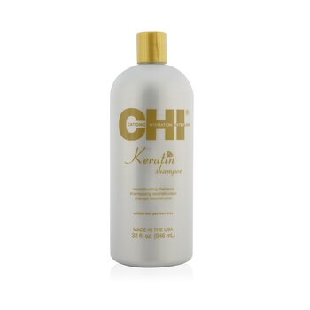 CHI Keratin Shampoo Reconstructing Shampoo  946ml/32oz