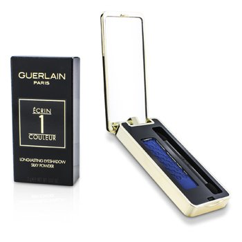Guerlain Sombra Ecrin 1 Couleur Long Lasting - # 03 Blue's Brothers  2g/0.07oz