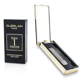 Guerlain Ecrin 1 Couleur Uzun Süre Kalıcı Göz Farı - # 08 Grey Charles  2g/0.07oz
