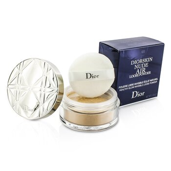 Christian Dior Diorskin Nude Air Healthy Glow Invisible Loose Powder - # 020 Light Beige  16g/0.56oz