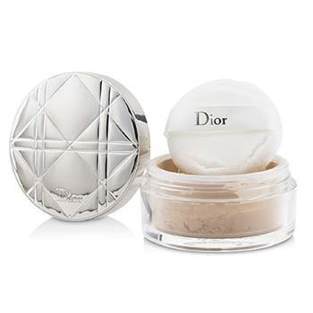 Christian Dior Diorskin Nude Air Healthy Glow Invisible Loose Powder - # 030 Medium Beige  16g/0.56oz