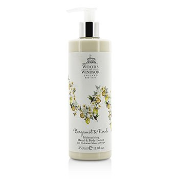 Woods Of Windsor Bergamot & Neroli Loción Humecante Corporal & Manos  350ml/11.8oz