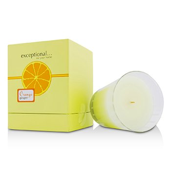 Exceptional Parfums Świeca zapachowa Fragrance Candle - Orange Ginger  250g/8.8oz