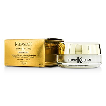 Kerastase Elixir Ultime Oleo-Complexe Solid Serum with Beautifying Oils - Leave In (For Dry, Damaged, Thick or Fizzy Hair)  18ml/0.6oz