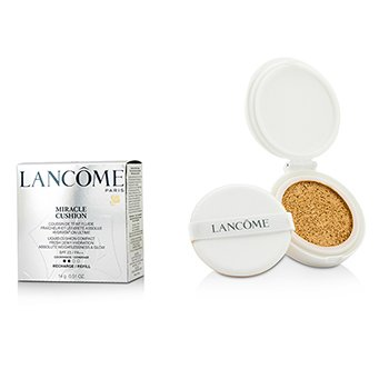 Lancome Miracle Cushion Liquid Cushion Compact SPF 23 Refill - # 01 Pure Porcelaine  14g/0.51oz