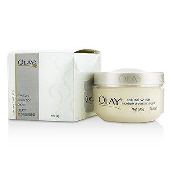 Olay Natural White Crema Protectora Humectante  50g/1.76oz